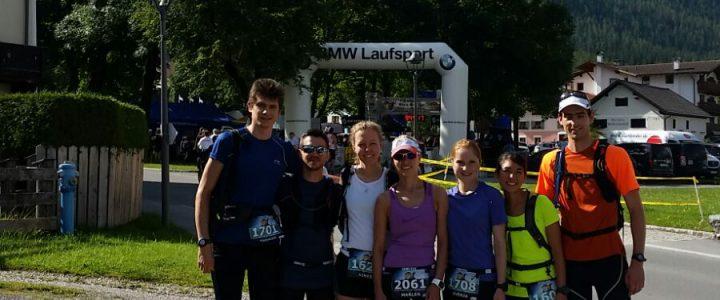 Startbereit für die Zugspitz Trailrun Challenge 2016