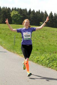 Spaß am Marathonlaufen