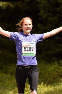 Immer noch Spaß am Marathonlaufen