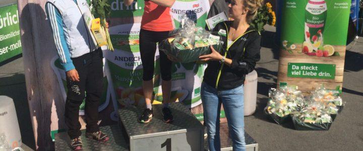 Siegerehrung des Andechser Naturlaufs