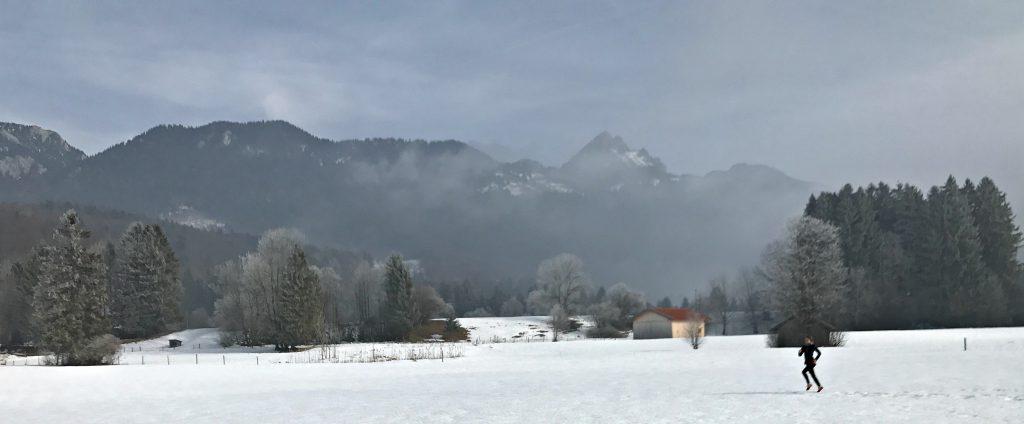 Wendelstein-Panorama