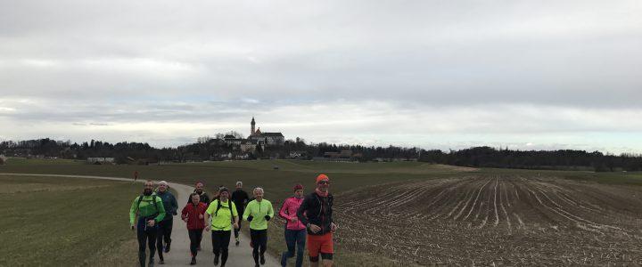 Lauftour: Andechs Expert Trail