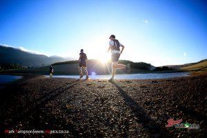 Trail Series: Stausee