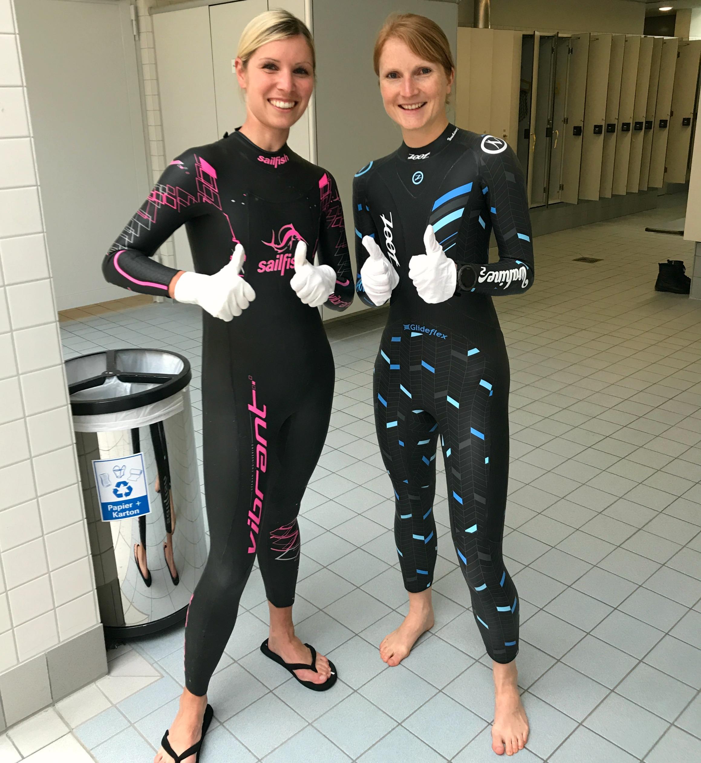 hintern trainieren mit schwimmen