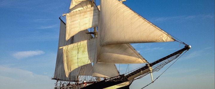 Sail-Run-Abenteuer in Großbritannien