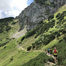 Lauftour: Benediktenwand über Tutzinger Hütte