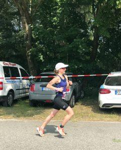 Chiemsee Triathlon: Laufen