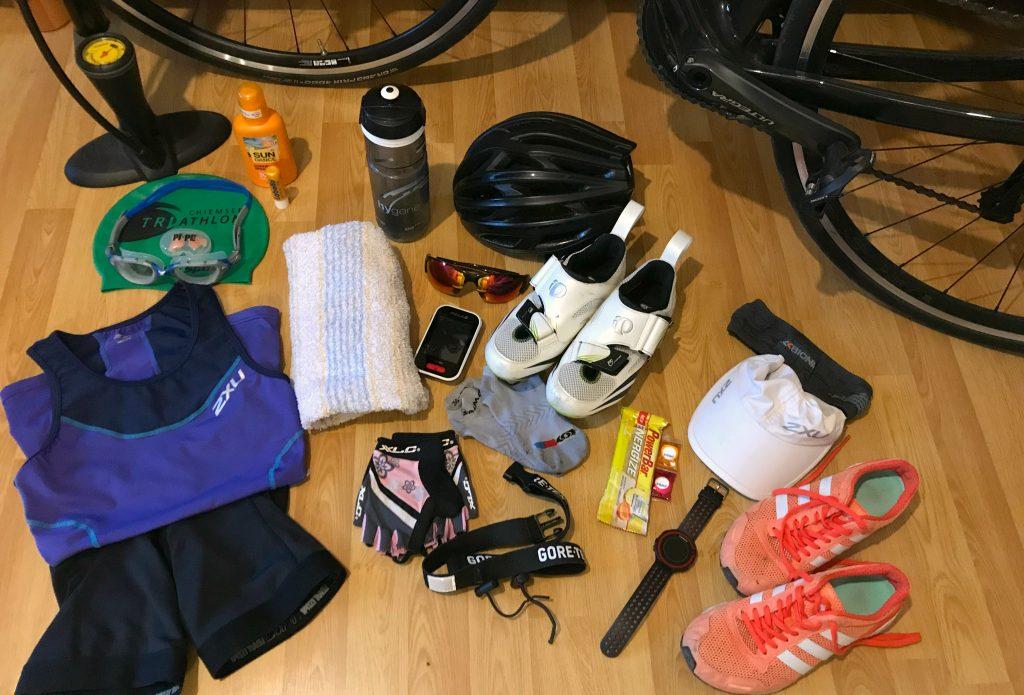 Triathlon-Equipment