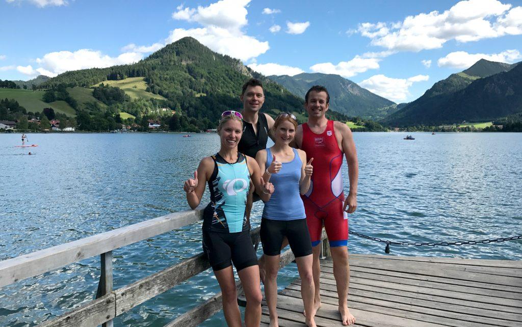 Schliersee-Triathlon-Finisher