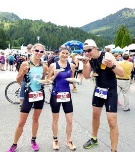 Schliersee Triathlon: Kaiserschmarrn