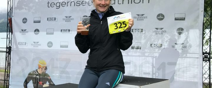 Tegernsee Triathlon: Finisher