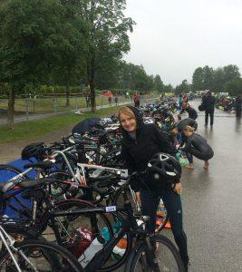 Tegernsee Triathlon: Rad-Check-in