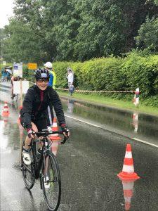 Tegernsee Triathlon: Radfahren