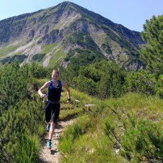 Lauftour: Blaubergkamm-Umrundung