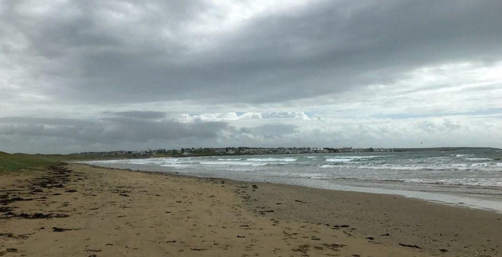 Rhosneigr: Strand