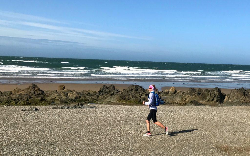 Anglesey Coastal Path: Rhosneigr Strand