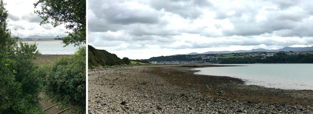 Anglesey Coastal Path: Caernafon