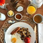 Drftwood BnB: Breakfast