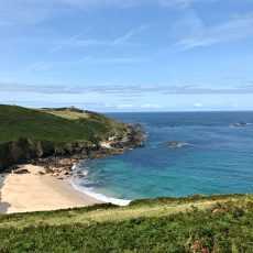 Trailrunning auf dem South West Coast Path