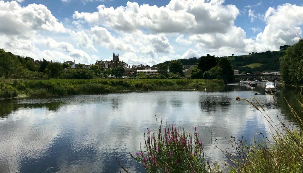 Totnes, River Dart