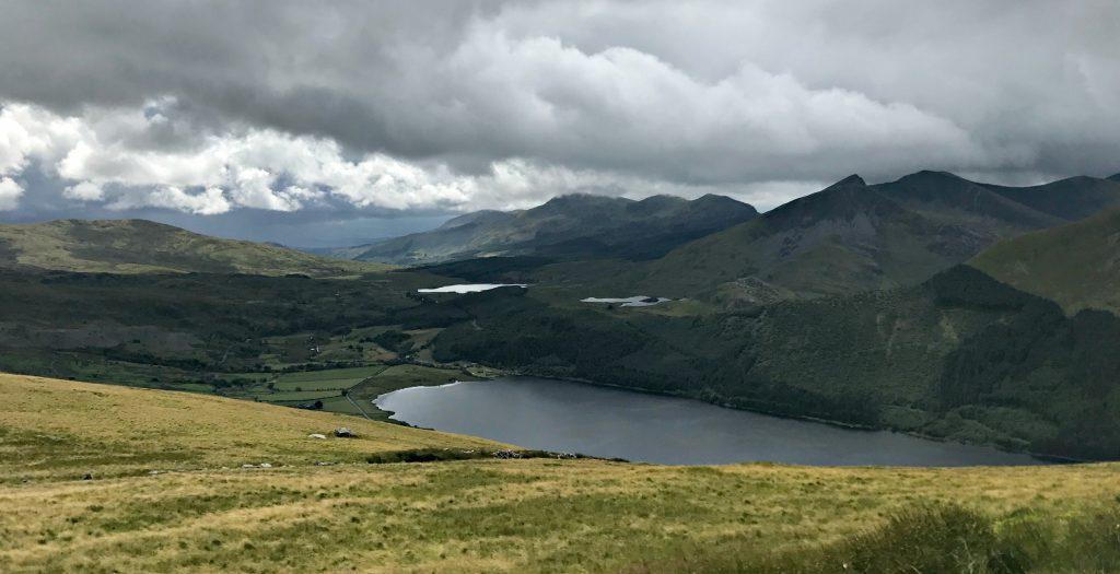 Snowdonia Lake Cwellyn