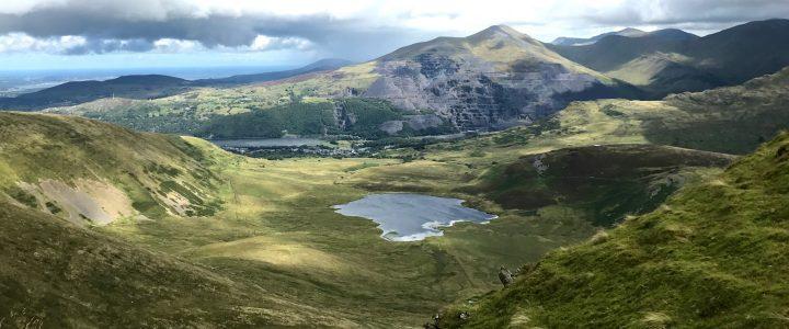 Snowdonia Nationalpark: Aussicht