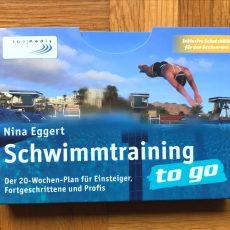 """Buchtipp: """"Schwimmtraining to go"""""""