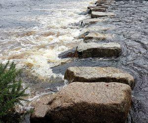 Unpassierbare Stepping Stones