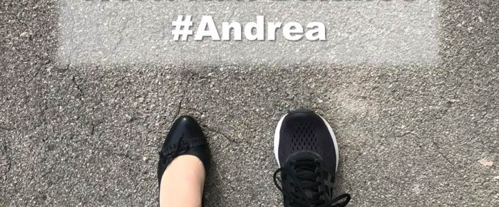 Work-Run-Balance: Andrea