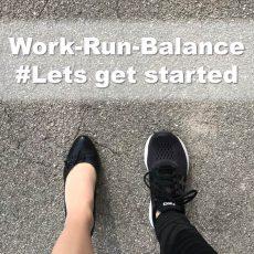 Work-Run-Balance oder Die Suche nach der verlorengeglaubten Zeit