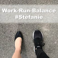Work-Run-Balance: Mama mit Vollgas