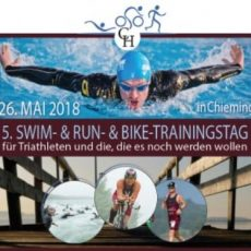 Gewinnspiel: Triathlon-Trainingstag am Chiemsee