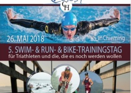 Triathlon-Trainingstag am Chiemsee