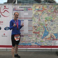 Wettkampfbericht: Hamburg Marathon 2018