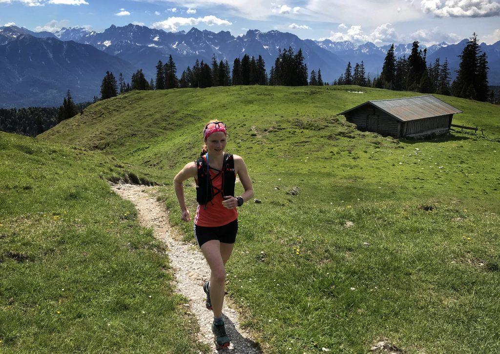 Trailrunning in den Bergen