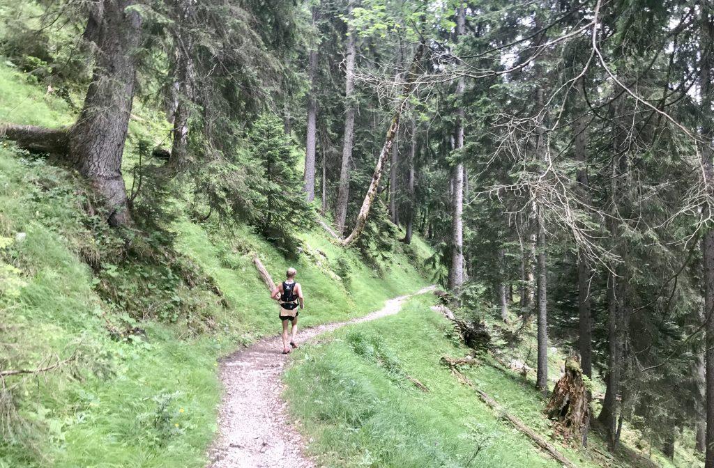 Downhill Enniger Alm