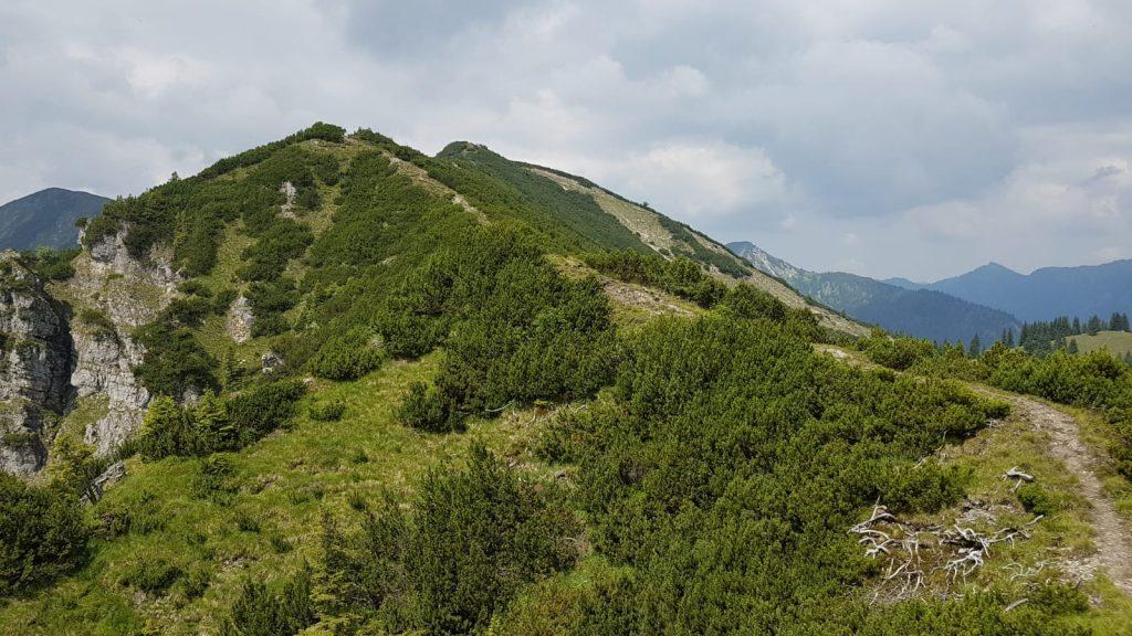 Trailrunning auf dem Gratweg
