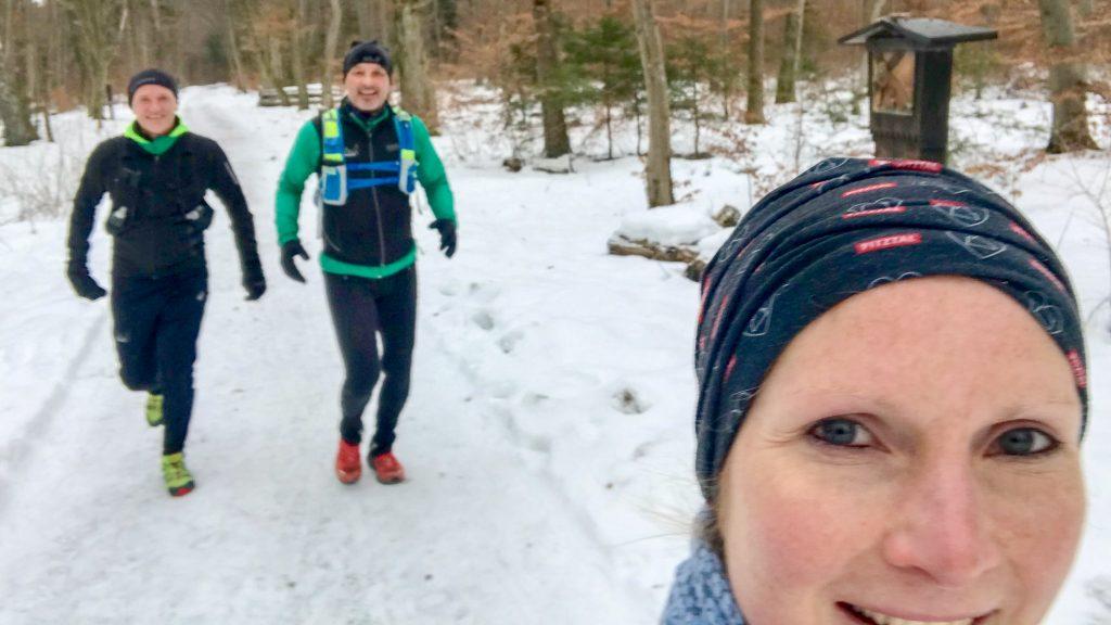 Winterlauf von München nach Starnberg