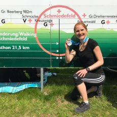 Rennsteiglauf Halbmarathon 2019