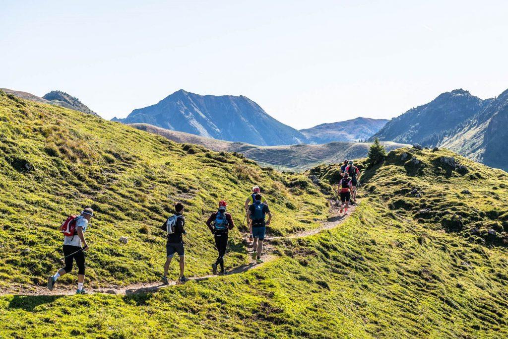 Trailrunning Gamstrail