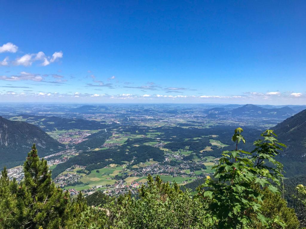 Trailrunning auf den Predigtstuhl