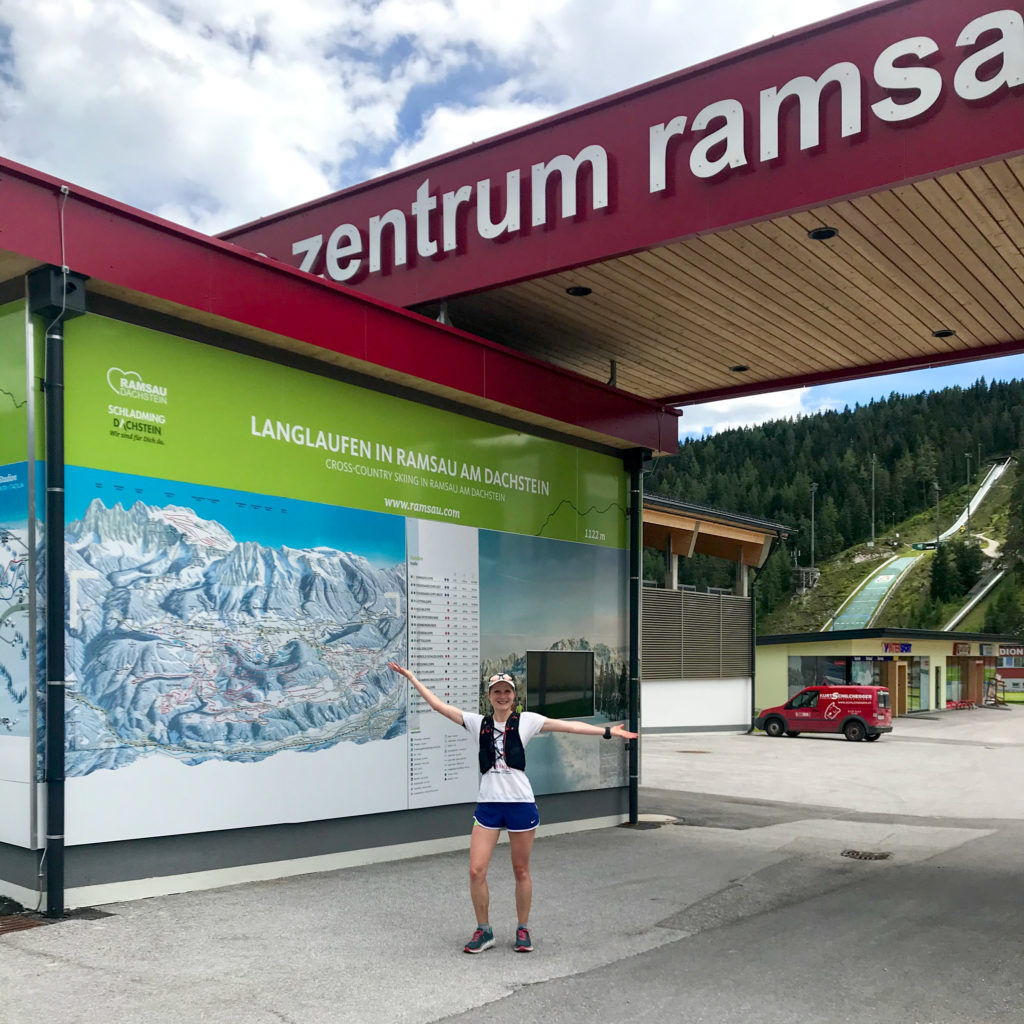 Ramsau Marathon Finisher