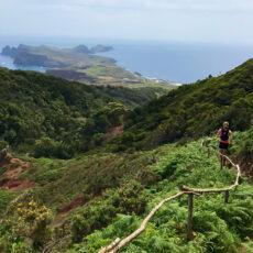 Laufen auf Madeira