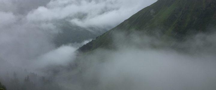 Pitztal Trail, 4. Tag: Rifflsee-Umrundung