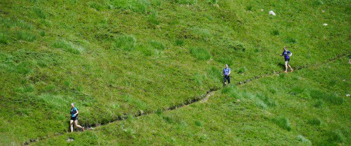 Pitztal Trail, 2. Tag: Piösmes – Plangeroß
