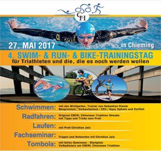 Triathlon-Trainingstag