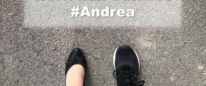 Work-Run-Balance: Andrea