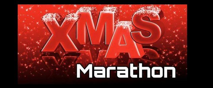 Logo XMas Marathon 2018