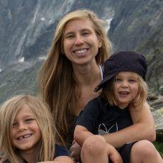 Krista Olson über Familie, Achtsamkeit und Trailrunning