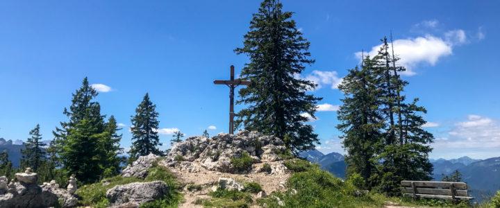 Predigtstuhl-Gipfelkreuz